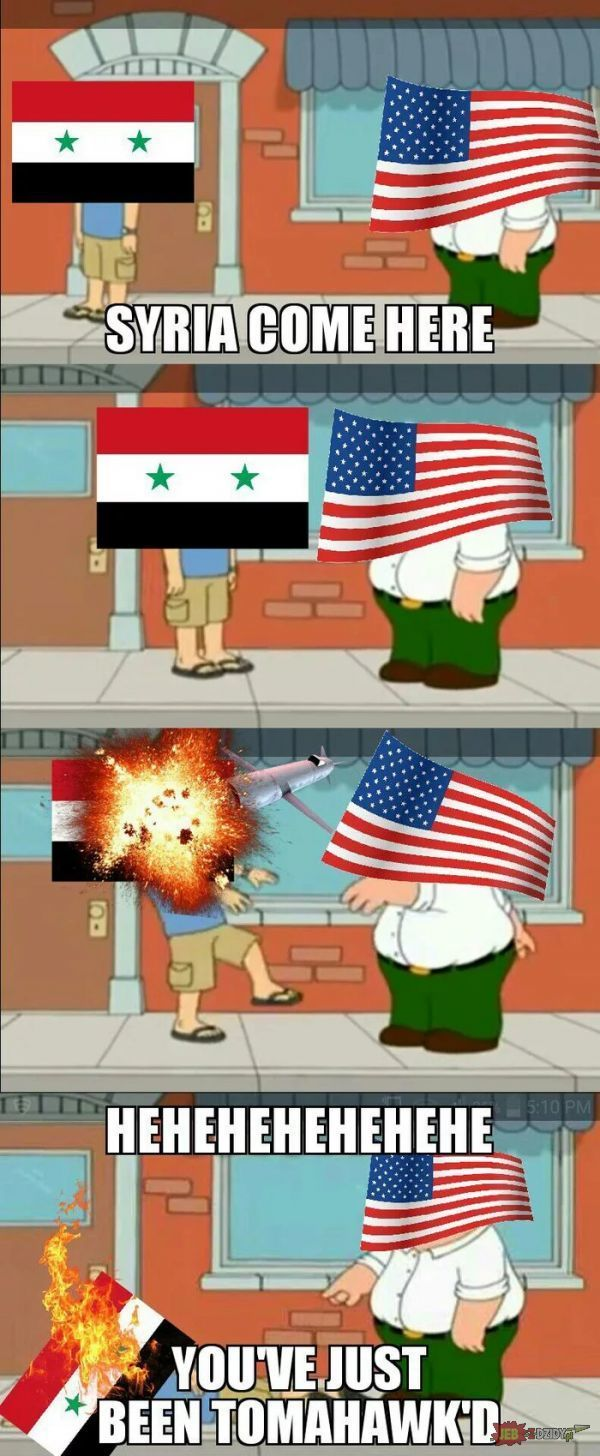 Syria Toma Hawked - Syria Toma Hawked