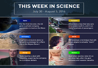 This week in science (W31)