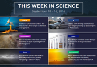 This week in science (W37)