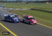 Raju kolari Australian V8 supercarsissa