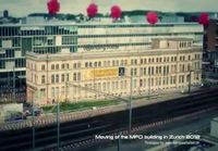 Moving of the MFO building in Zurich 2012