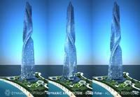 Tulevaisuuden pyörivä hotelli