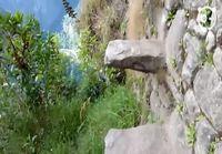 Jännittävät kiviportaat
