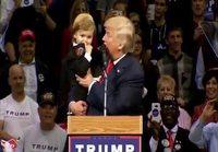 Mitä sanoa Trumpin kanssa?