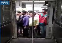 Ruuhka-aika Mumbaissa