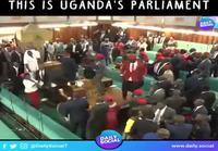 Ugandan parlamentti kokoontuu