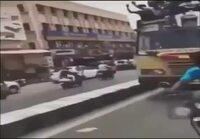 Liikenteessä monta vaaraa ompi eessä