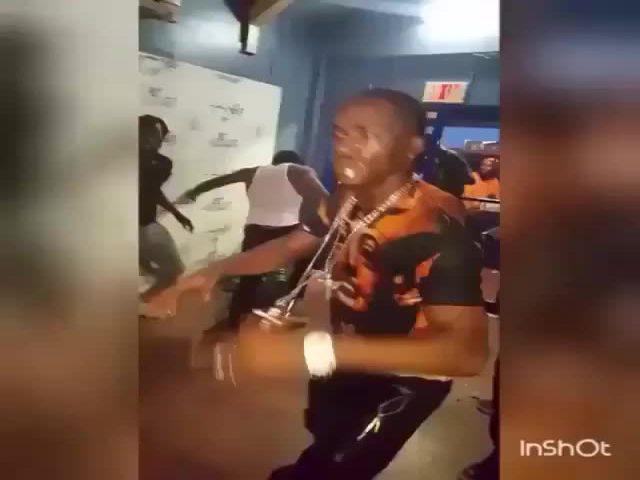 2018 afrikkalainen tanssi