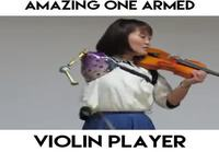Yksikätinen viulisti