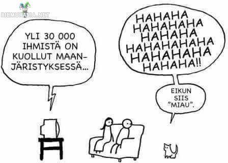 Kissan mielipide