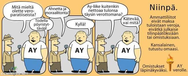 Veronkierto vie leipäsi Kirjoittaa SDP Demokraatti - Suomen sosialidemokraattinen puolue ...