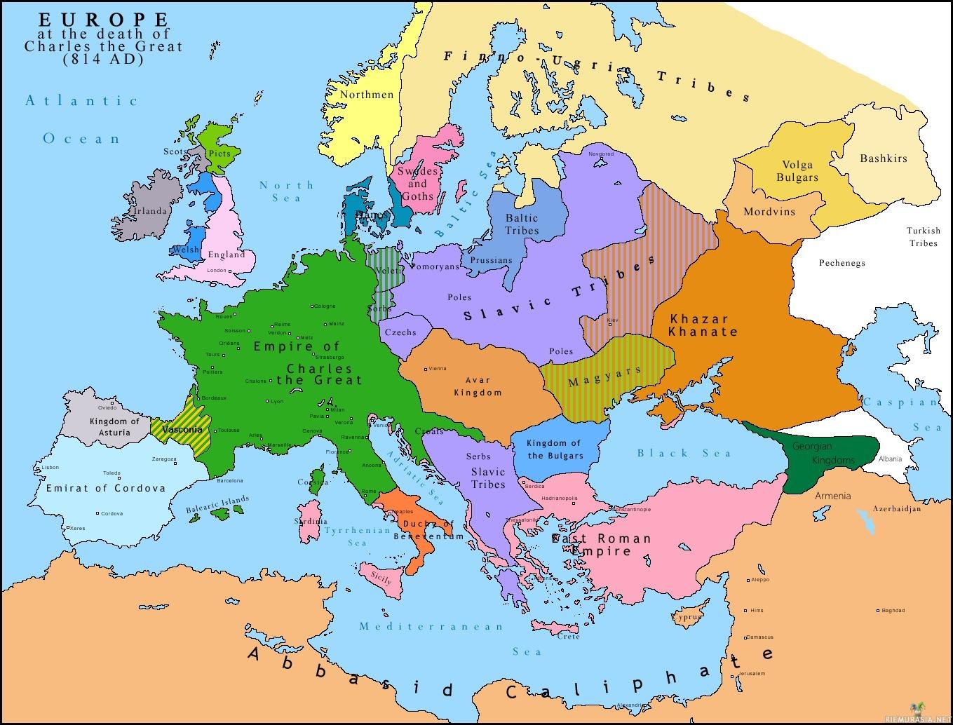 Eurooppan Kartta Floria Luckincsolutions Org