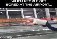 Lentokentällä