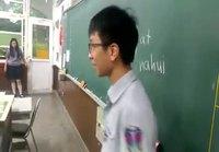 Kiinalaiset opettelee venäjää