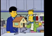 Simpsonit Frink's Security