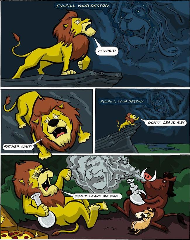 Leijona kuningas