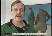 Suomalaiset TV-haastatteluissa