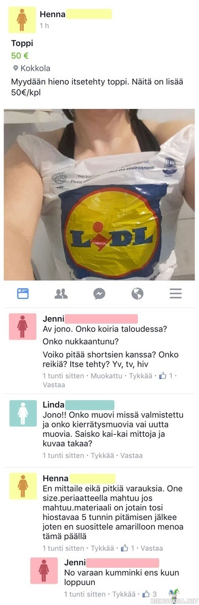 FB-kirpputorit