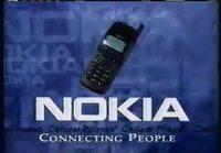 Nokia Mainos 1995