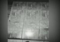 Yllätys rappukäytävässä