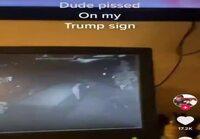 Ameriikassa hoidetaan vaali-kamppanja-kylttien vandalisointi ampumalla