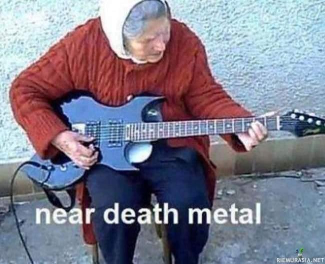 Kovaa metallia