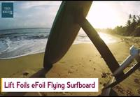 eFoil-surffilauta