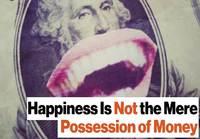 Raha vs onnellisuus