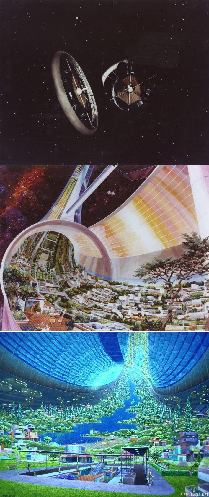 tulevaisuuden ennustus Salo