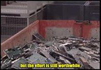 Piirilevyjen kierrätys hyötykäyttöön