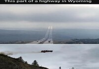 Highway to Wyoming, then to hell