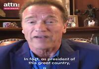 Arnoldilla on Asiaa