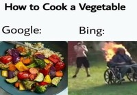 Google vs Bing
