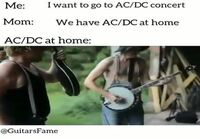 AC/DC country-versio