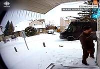 Kanadalainen UPS-mies