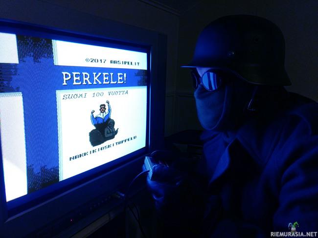 Perkeleen Perkele