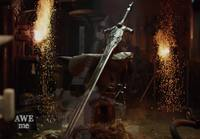 Dark Souls Great Sword of Artorias - MAN AT ARMS: REFORGED