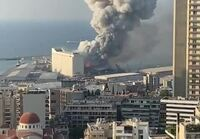 Beirutin räjähdys