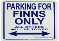 Private area - for Finns only