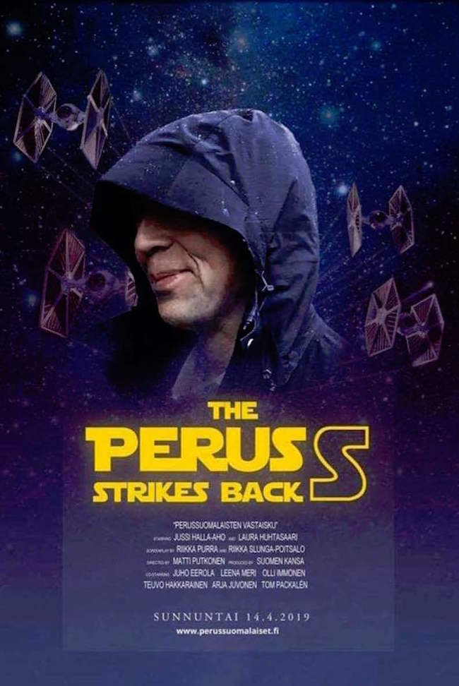The PerusS - strikes back.