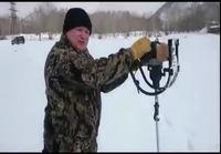 Moottoriavusteinen venäläinen jääkaira