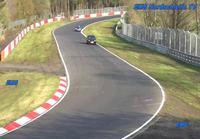 Kaahausta Nurburgringillä