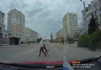 Tien ylitys Venäjällä