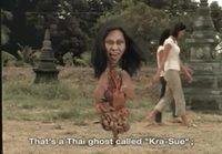 Thaimaalaiset kummitukset