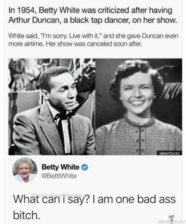 Betty the Bad Ass