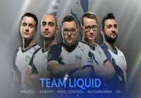 Winners of Dota 2 TI7 Team Liquid