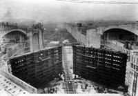 Construction of the Panama Canal circa 1903-1914