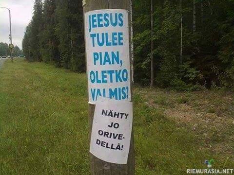 Jeesus Tulee