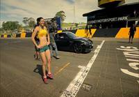 Top Gear: Michelle Jenneke vs. Nissan GTR V