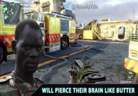 Afrikkalainen huumelordi pelottelee Call of Dutyssa osa 3